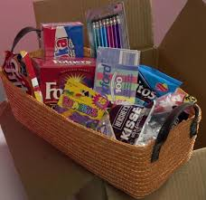 care packages such as this one will include tools to help students focus during finals