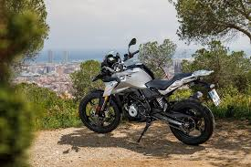 2018 bmw adventure. simple bmw 2018 bmw g310gs static rear 34 view inside adventure