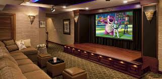 Small Home Theater Adorable Home Theater Design And Installation With Small Home