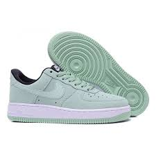 office nike wmns air force 1 low women trainers mint green air force 1 office
