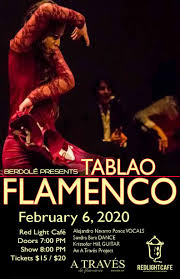 Red Light Ticket Atlanta Ga Tablao Flamenco