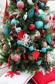 Christmas Tree Isolated Stock Images RoyaltyFree Images Red Silver And White Christmas Tree