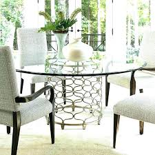 best round dining tables glass top round dining table intended for popular property glass top round