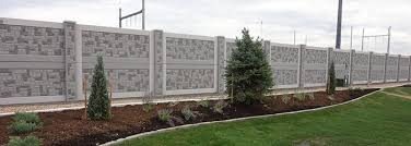 sound barrier walls. Noise Pollution Control - Sound Barrier Fence Walls T