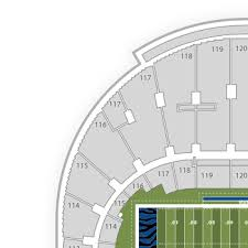 Liberty Bowl Seating Chart Memphis Vs Tulane Tickets Oct 19 In Memphis Seatgeek