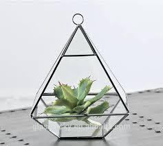 hanging geometric terrarium decorative terrarium glass geometric glass terrarium whole glass glass terrarium whole
