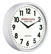 london clock 24313 wall clock on