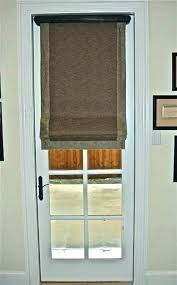 oval window shades shaped coverings blinds front door side glass half