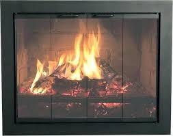 glass fireplace enclosures fireplace enclosure rite heritage 2 x 5 8 glass fireplace electric fireplace doors