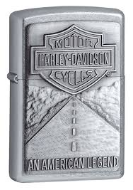 <b>Зажигалка Zippo Harley</b>-<b>Davidson</b> American Legend Emblem с ...