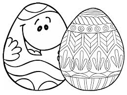 They would make a perfect addition to your child's easter basket too. 9 Places For Free Printable Easter Egg Coloring Pages