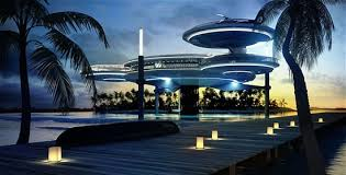 hydropolis underwater resort hotel. Hydropolis The Most Amazing Underwater Construction: Resort Hotel T