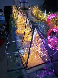 solar string lights outdoor warm white for party wedding deck garden decorative lighting