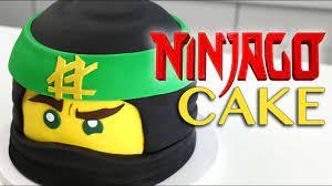 Lloyd CAKE from Lego NINJAGO! - YouTube