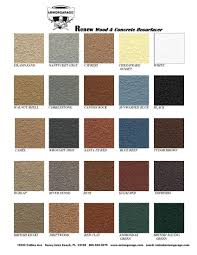 Behr Granite Grip Color Chart Renew It Deck Coating In 2019 Painted Pool Deck Concrete