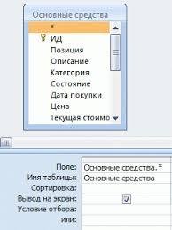 Создание и выполнение запроса на обновление - Access