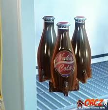 Nuka Cola Vending Machine For Sale Unique In Preparation For Fallout 48 I Decided To Make My Own NukaColas
