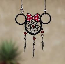 Mickey Mouse Dream Catcher Best Mini Dream Catchers Kim's Custom Crafts