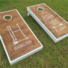 diy corn hole 105 best hand painted boards images house floor plans