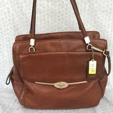 Coach MADISON NORTH SOUTH satchel 25170