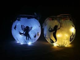 Fairy In A Jar Night Light Fairy Night Light Easy Craft Ideas