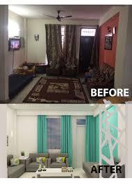 living room designer with small budget big makeover