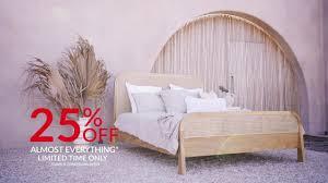 Oz Design Beds Oz Design Furniture 25 Off Almost Everything Youtube