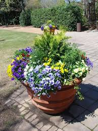 Upcycled Container Gardens Planters And Vases  DIYContainer Garden Ideas Photos