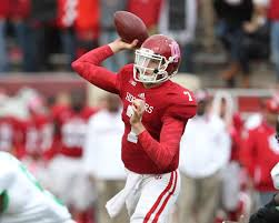 Indiana QB Nate Sudfeld out for rest of ...