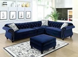 navy blue sectional sofa. Full Size Of Ottoman: Navy Blue Sectional Couch Contemporary Sofa Dark Leather Ideas Ottoman Wayfair L