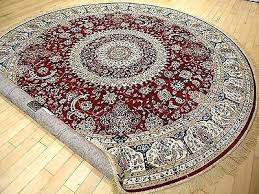 round red rug red round rug 1 of large silk rugs 8 round rugs red round red rug