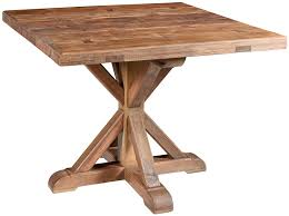 salvage wood square dining table reclaimed wood dining room table ontario dining