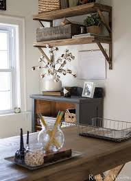 modern rustic office. Eclectic Home Tour - Rustic And Woven Kelly Elko Modern Office O