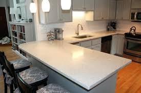 white concrete countertop mix design