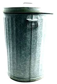 trash can outdoors decorative outdoor trash can decorative metal trash can metal trash bin fancy outdoor