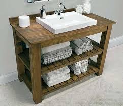 reclaimed barn wood bathroom vanity fashionable reclaimed bathroom