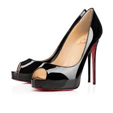 shoes new very prive louboutin