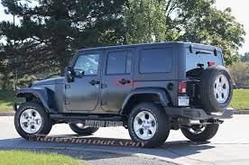 jeep wrangler 2018 release date.  release 2018 jeep wrangler sahara release date and specs throughout jeep wrangler release