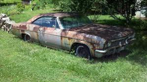 1966 Chevrolet Impala SS 396   Barn Finds,Junk Yard Cars etc ...