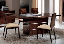italian lacquer dining room furniture. Garda- Alf Italian Dining Set In Lacquer- Table And 6 Chairs Lacquer Room Furniture