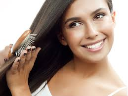 how to use hair straightening cream in