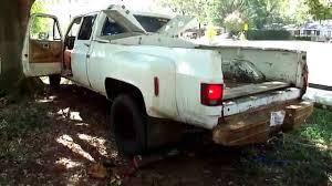 1980 Chevy 3500 Crewcab Dually exhaust - YouTube
