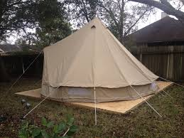 The tent is not as moisture proof and water resistant as I thought. It  appears that the electricity entrance hole is at the bottom of the tent and  not at ...