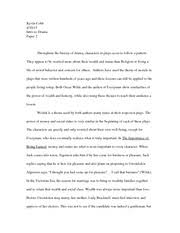 drama paper kevincobb introtodrama paper worried lessonscans 6 pages drama paper 2 final