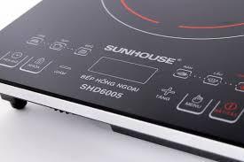 ⭐Bếp hồng ngoại Sunhouse SHD6005: Mua bán trực tuyến Bếp điện với giá rẻ
