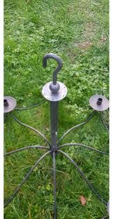 Kronleuchter Für Kerzen Aus Eisen
