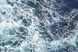 Ocean Wave Background Water Waves Background Free Photo On Pixabay