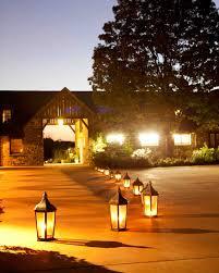 wedding reception lighting ideas. Outdoor Wedding Lighting Ideas From Real Celebrations | Martha Stewart Weddings Reception D