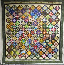Farmer's Wife Sampler Quilt quilted by Creekside Jeanie who did a ... & ... Name: Farmer'sWifeSamperLQuilt.JPG Views: 6974 Size: 181.2 KB Adamdwight.com