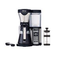 Getting to know your ninja® coffee brewer before first use control panel 1 programmable digital clock remove all packaging material and stickers from the coffee maker. Ninja Coffee Bar With Glass Carafe Series Official Ninja Product Support Information